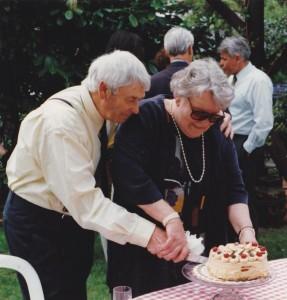 Pap en Mam 40 jaren